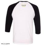 TG010U-white-black-back (BELLA+CANVAS)